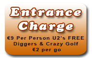 Entrance Charges