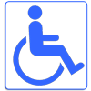 Fully Accessible to Wheelchairs and Buggies